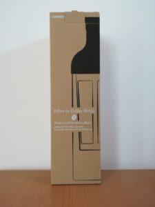 ハリオのフィルターインボトルの外箱1