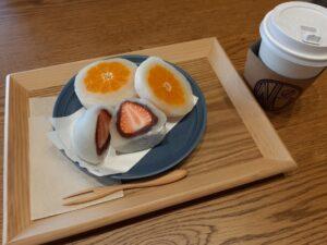 長野市フルーツ大福を食べた感想